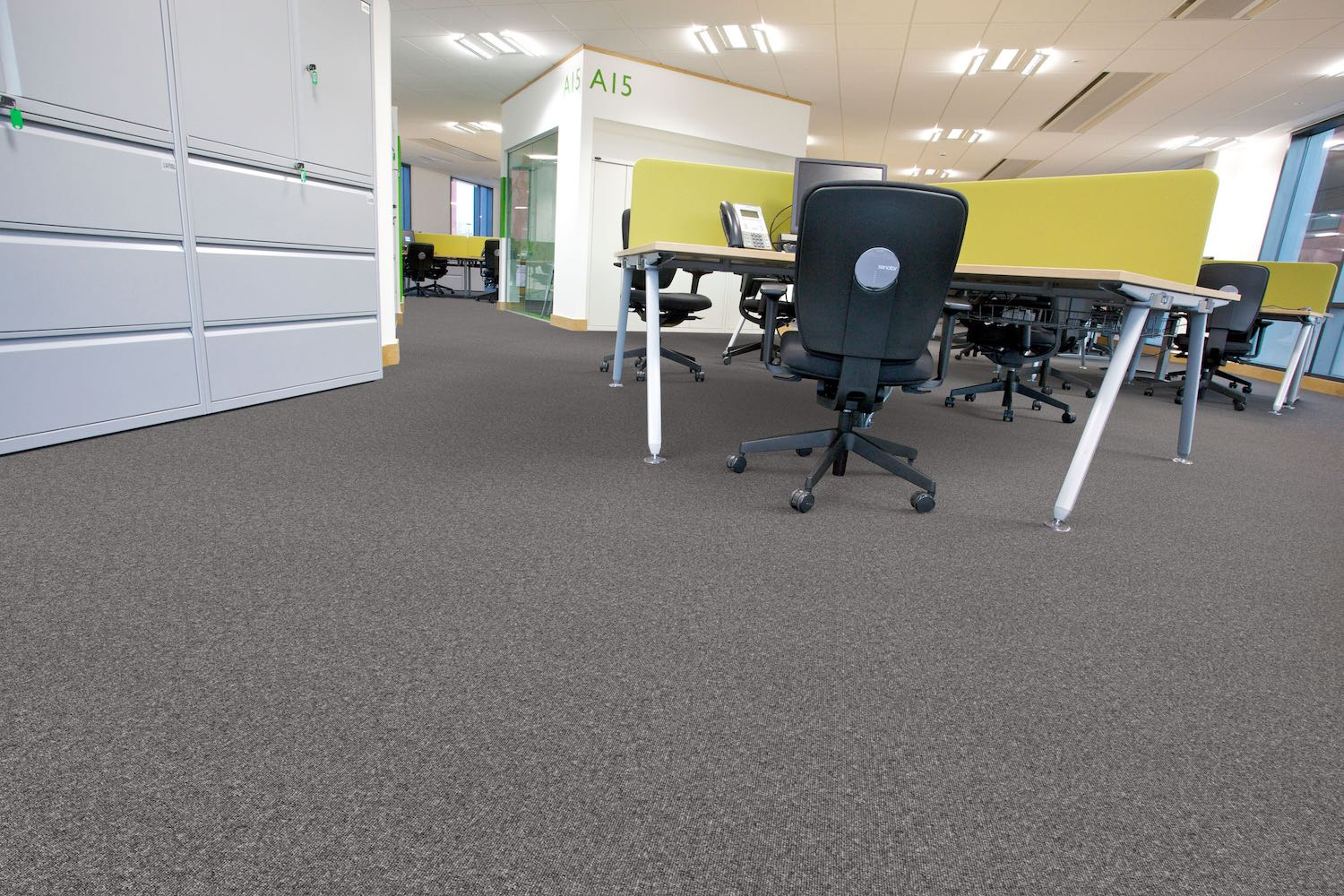 Paragon Carpet Tiles | Commercial Carpet Tiles | Public Sector