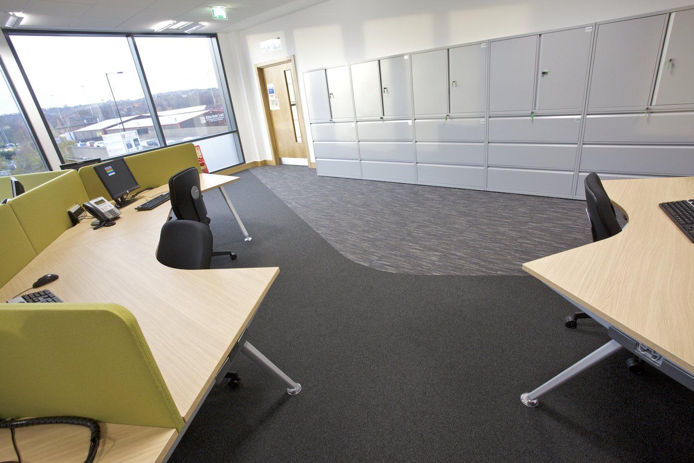 Paragon Carpet Tiles | Sectors | Public Sector