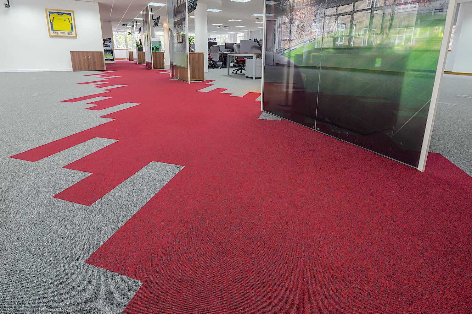 Sirocco | Loop Pile Carpet Tiles | Paragon Carpet Tiles | Commercial Carpet Tiles
