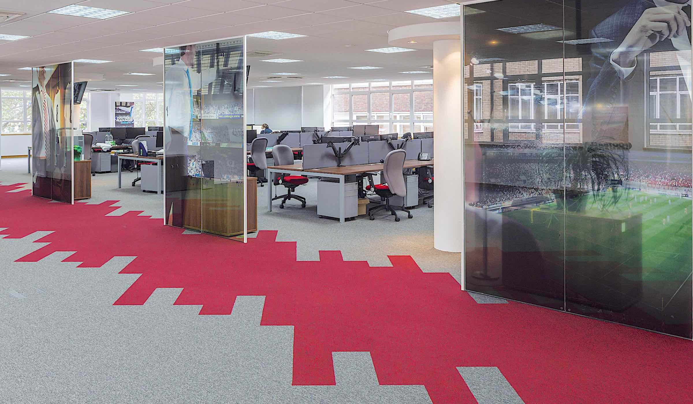 Sirocco | Paragon Carpet Tiles | Commercial Carpet Tiles | Design Carpet Tiles 1
