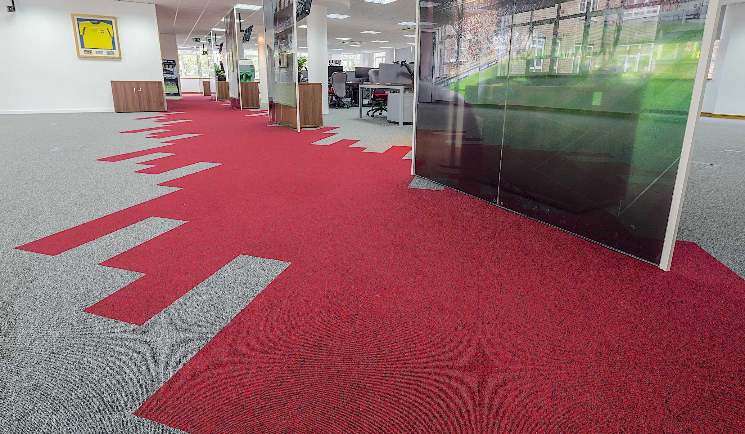 Sirocco | Paragon Carpet Tiles | Commercial Carpet Tiles | Design Carpet Tiles 2