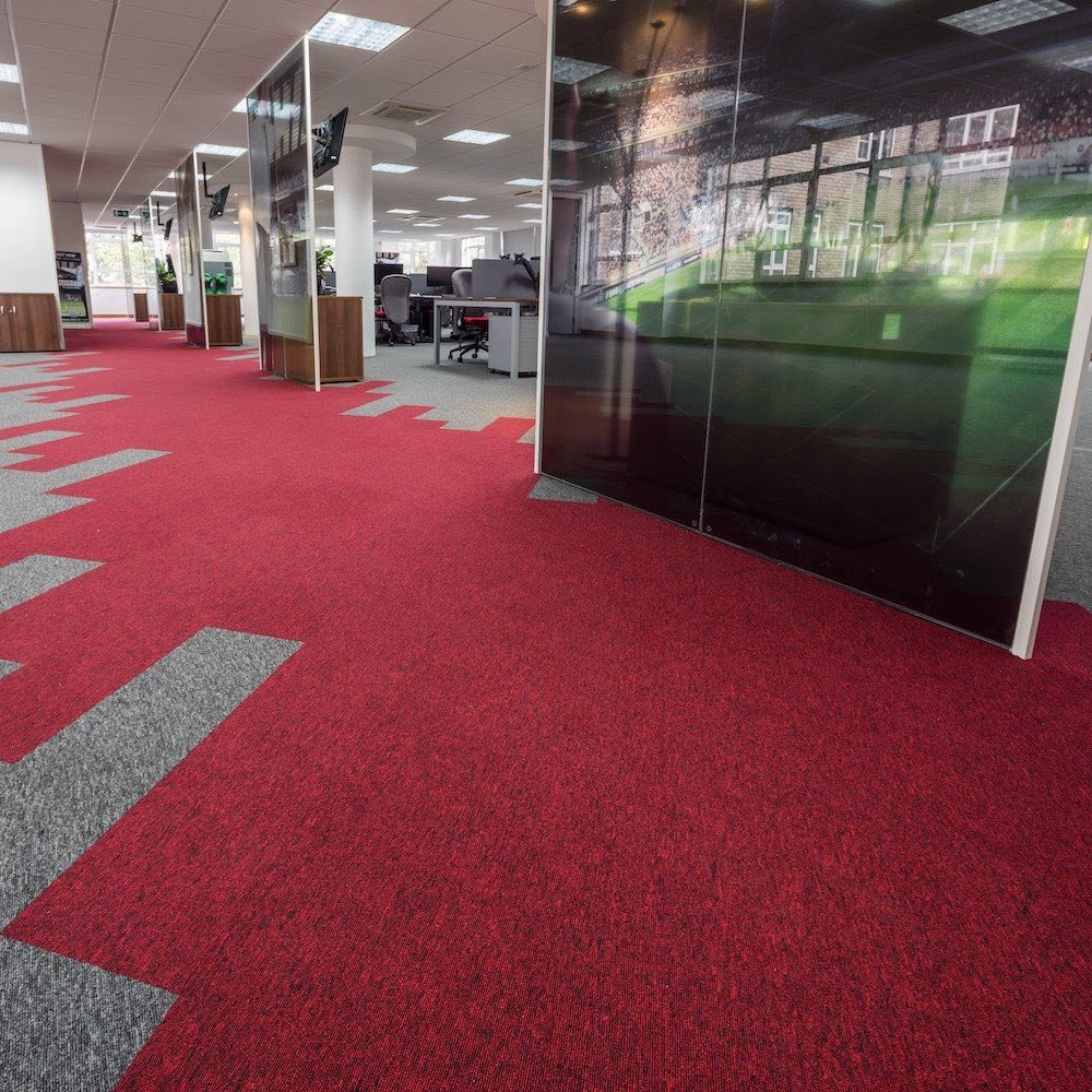 Paragon Carpet Tiles | Sirocco | SI Games