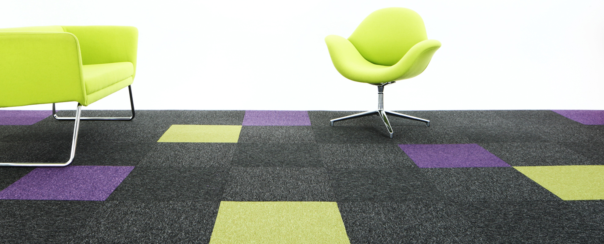 Sirocco Stripe Carpet Tiles Paragon Carpets