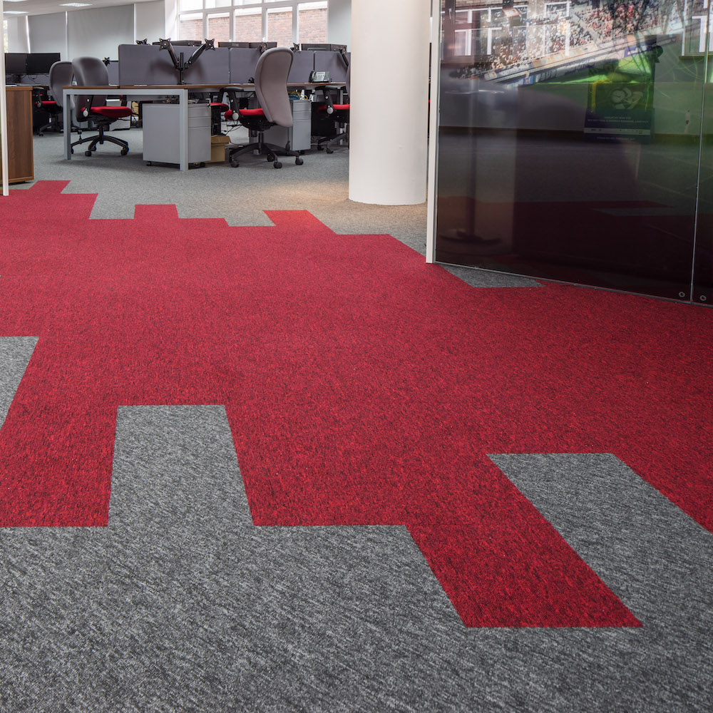 Paragon Carpet Tiles | Commercial Carpets | Sirocco