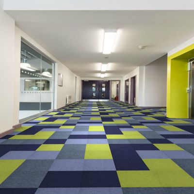 Carpet Tiles Commercial By Paragon Carpets