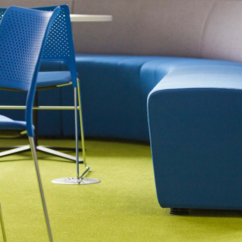 Paragon Carpet Tiles | Solaris - Ofsted Office