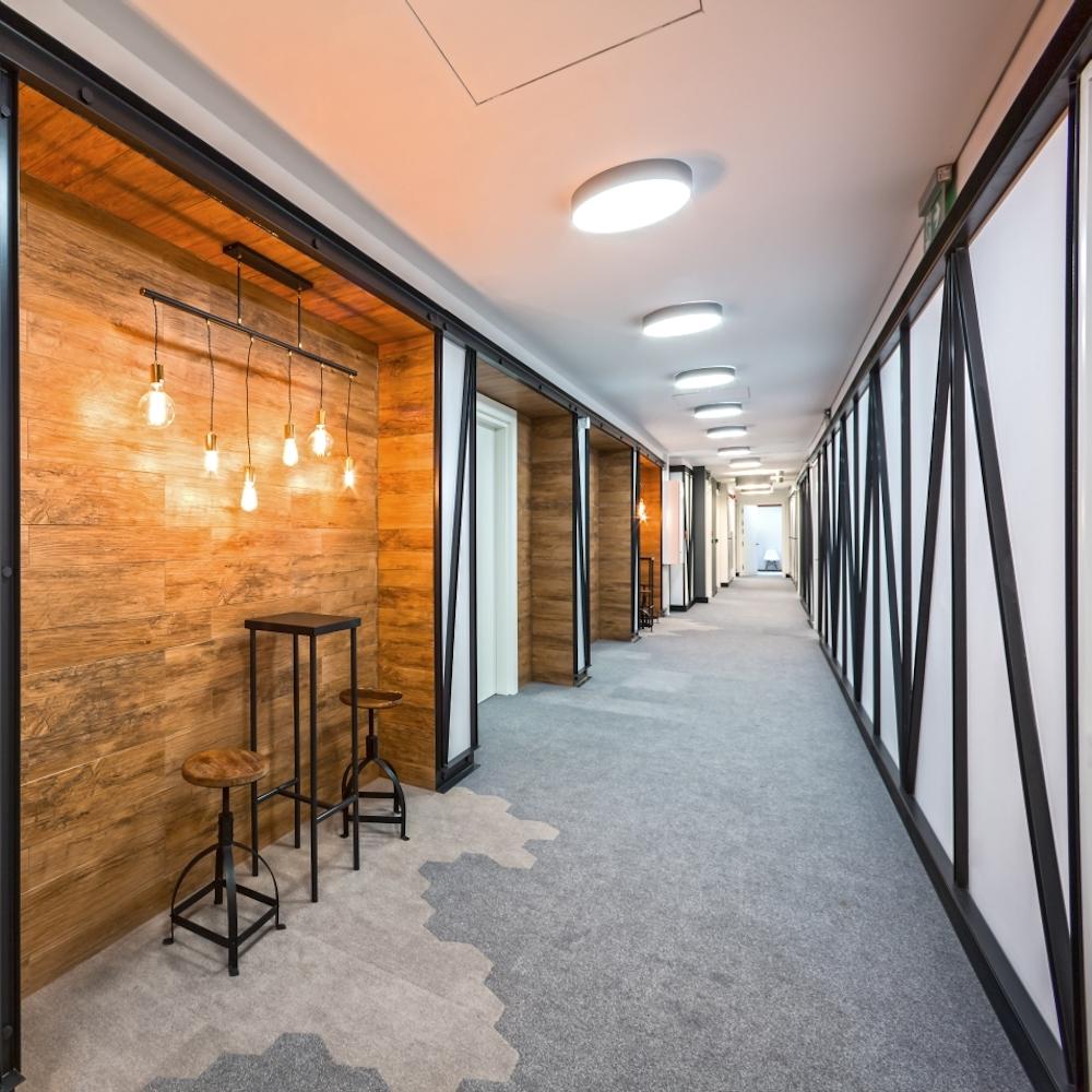 Paragon Carpet Tiles | Commercial Carpet Tiles | Solaris