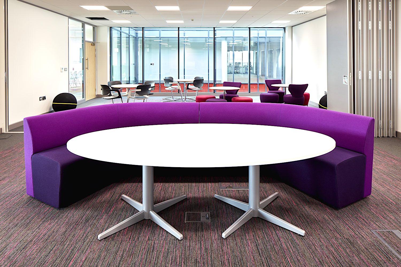 Strobe | Design Loop Carpet Tiles | Paragon Carpet Tiles | Commercial Carpet Tiles