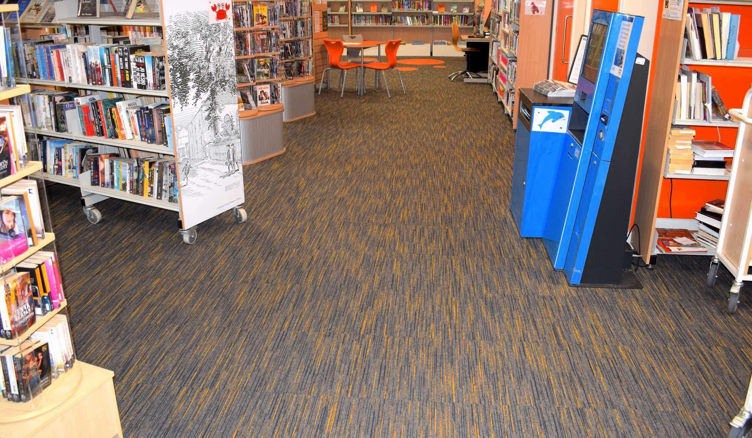 Strobe | Paragon Carpet Tiles | Commercial Carpet Tiles | Design Carpet Tiles 1