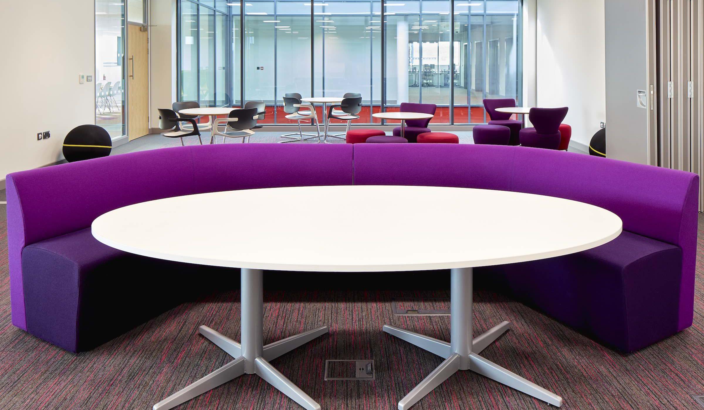 Strobe | Paragon Carpet Tiles | Commercial Carpet Tiles | Design Carpet Tiles 10