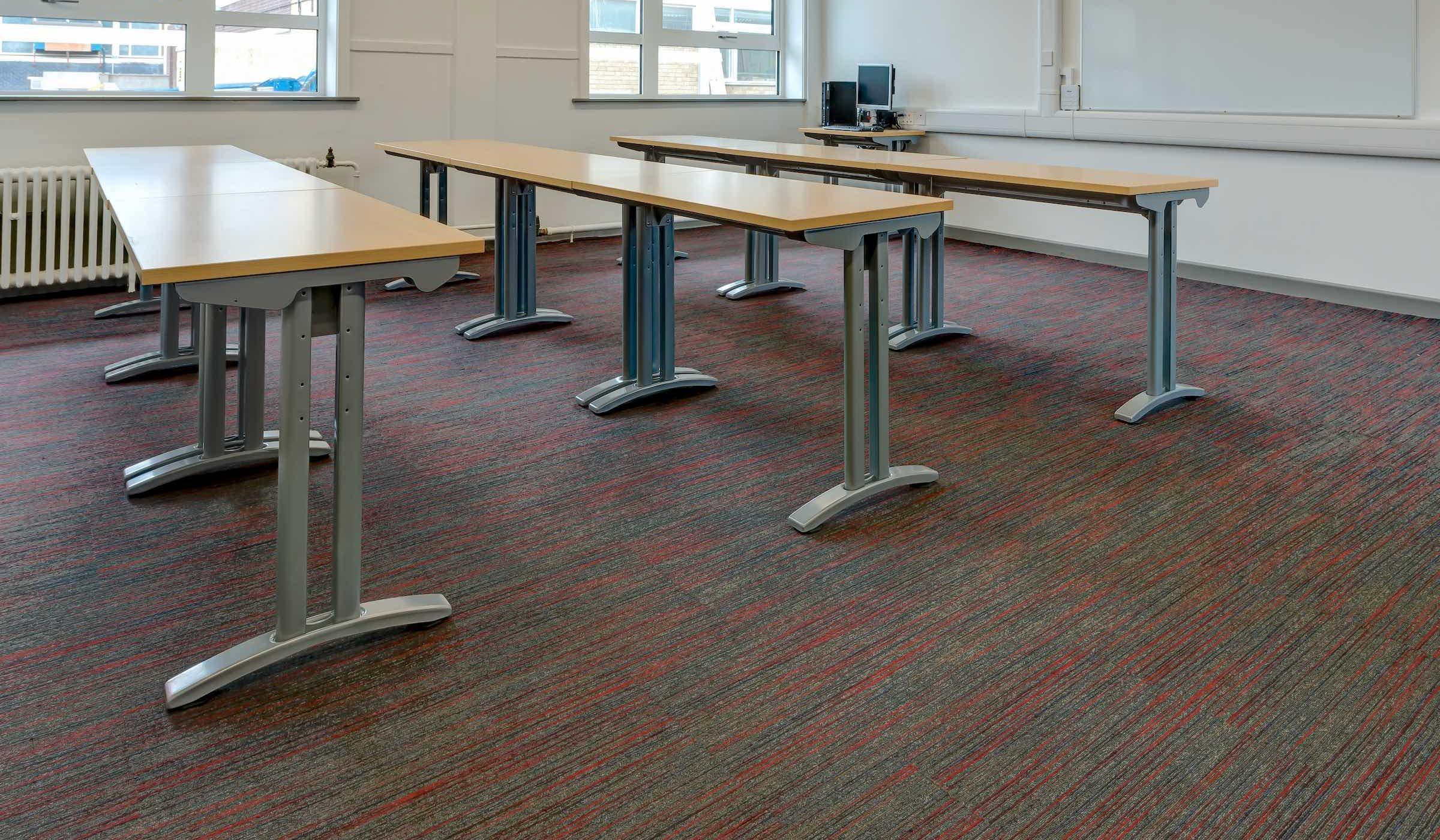 Strobe | Paragon Carpet Tiles | Commercial Carpet Tiles | Design Carpet Tiles 12