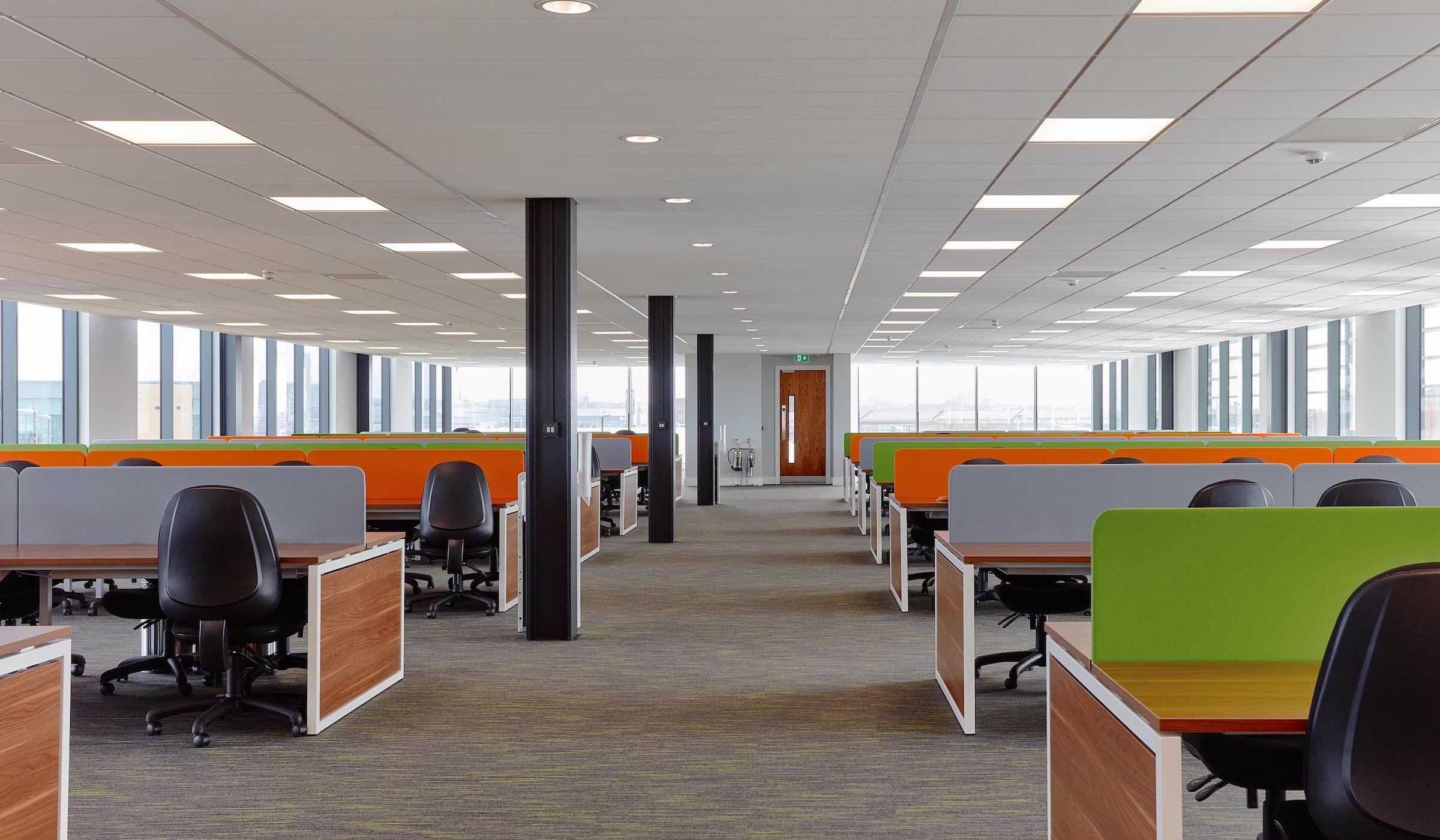 Strobe | Paragon Carpet Tiles | Commercial Carpet Tiles | Design Carpet Tiles 14