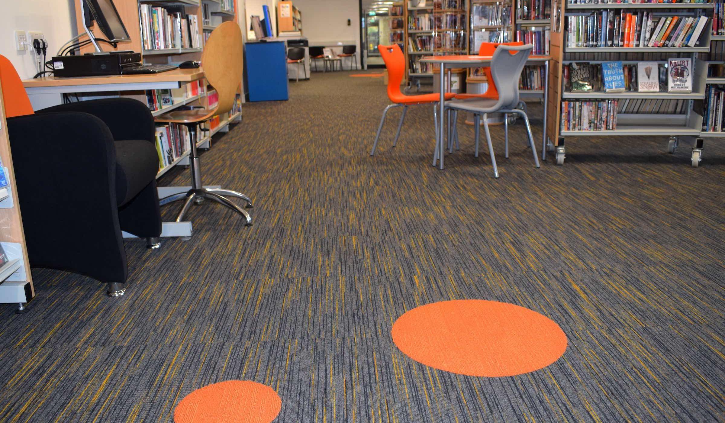 Strobe | Paragon Carpet Tiles | Commercial Carpet Tiles | Design Carpet Tiles 2