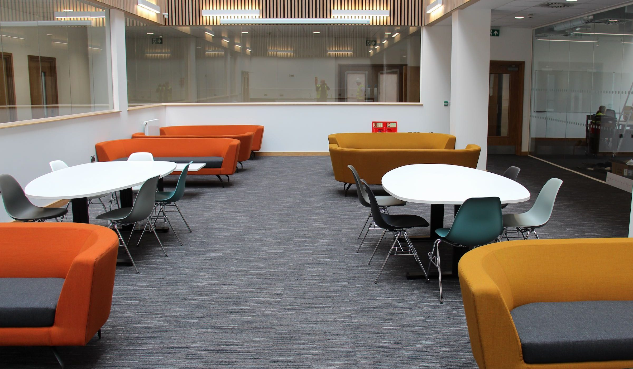 Strobe | Paragon Carpet Tiles | Commercial Carpet Tiles | Design Carpet Tiles 5