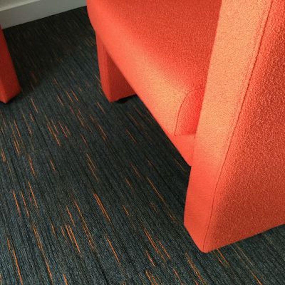 Paragon Carpet Tiles | Strobe | Uni of Exeter