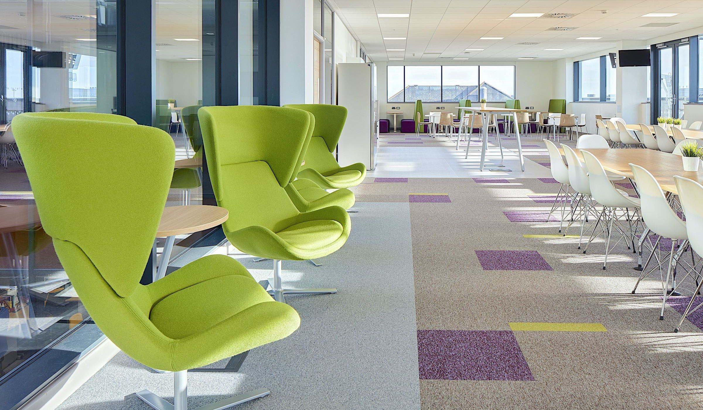 Toccarre | Paragon Carpet Tiles | Commercial Carpet Tiles | Design Carpet Tiles 1