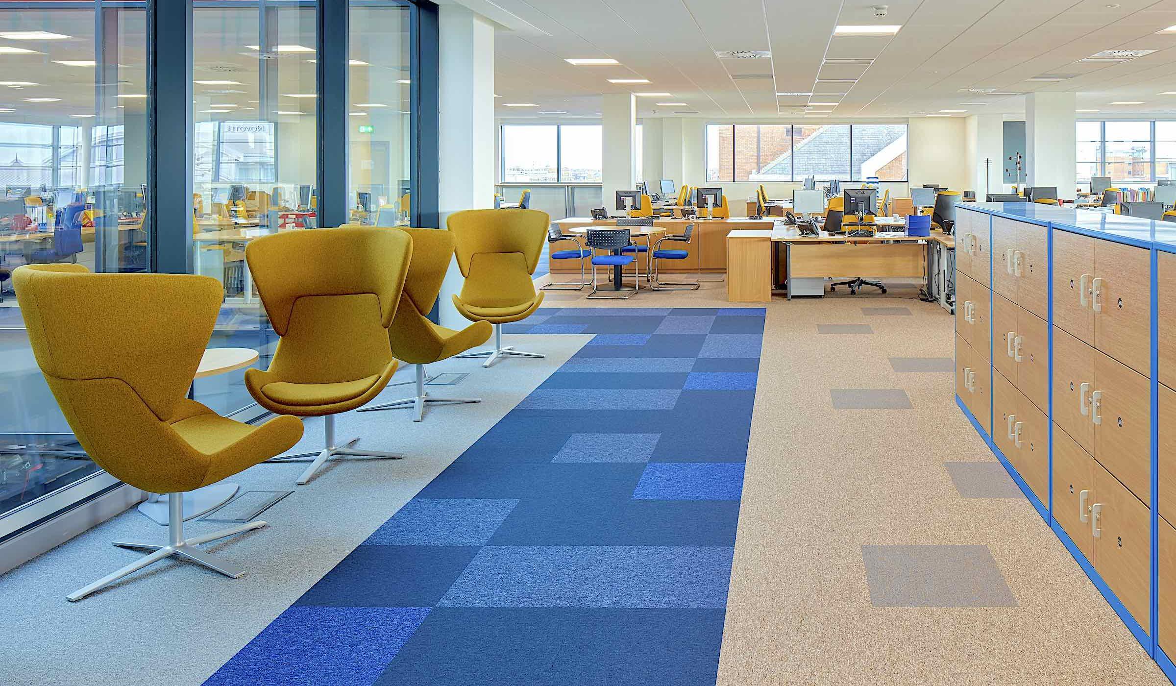 Toccarre | Paragon Carpet Tiles | Commercial Carpet Tiles | Design Carpet Tiles 2