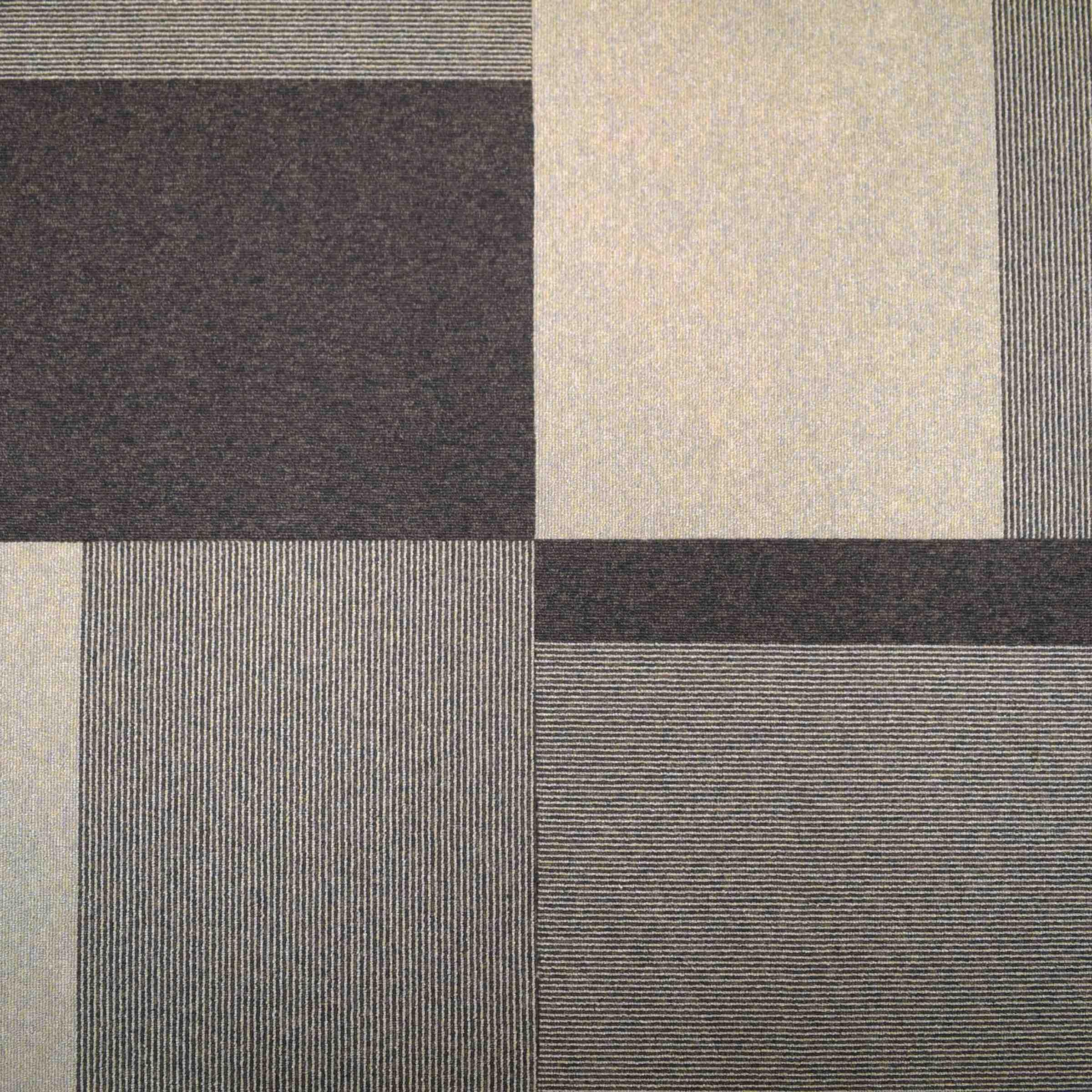 Total Contrast | Crackled Sapling | Paragon Carpet Tiles | Commercial Carpet Tiles