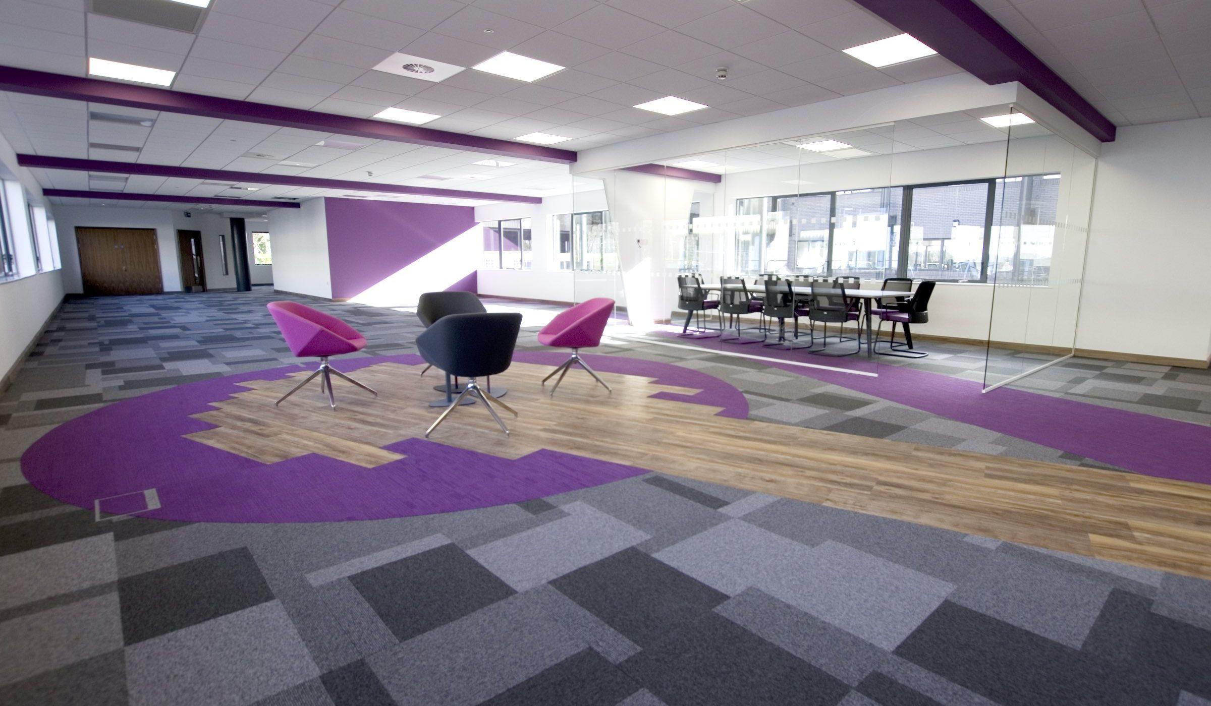 Total Contrast | Paragon Carpet Tiles | Commercial Carpet Tiles | Design Carpet Tiles 1
