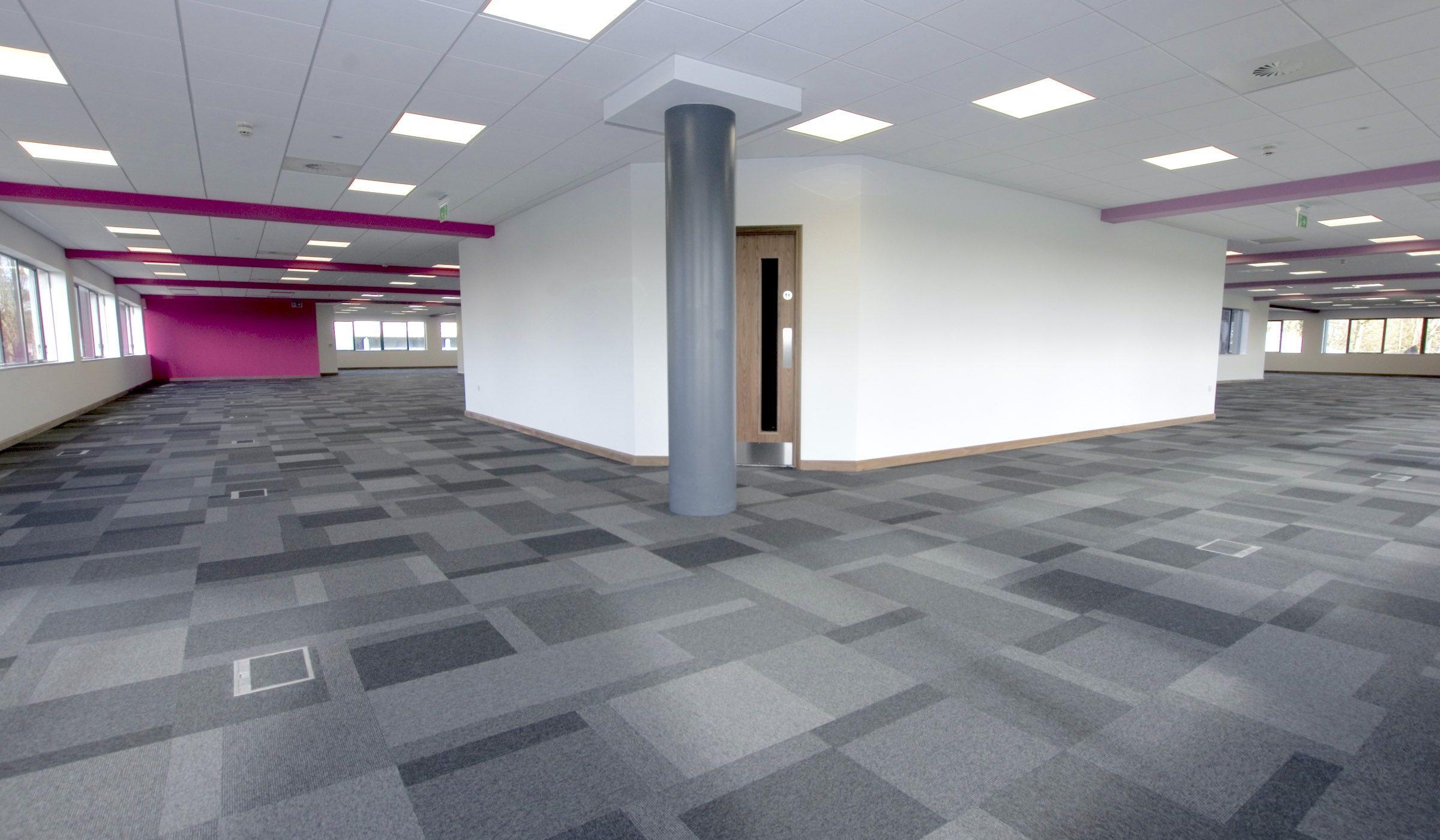 Total Contrast | Paragon Carpet Tiles | Commercial Carpet Tiles | Design Carpet Tiles 3