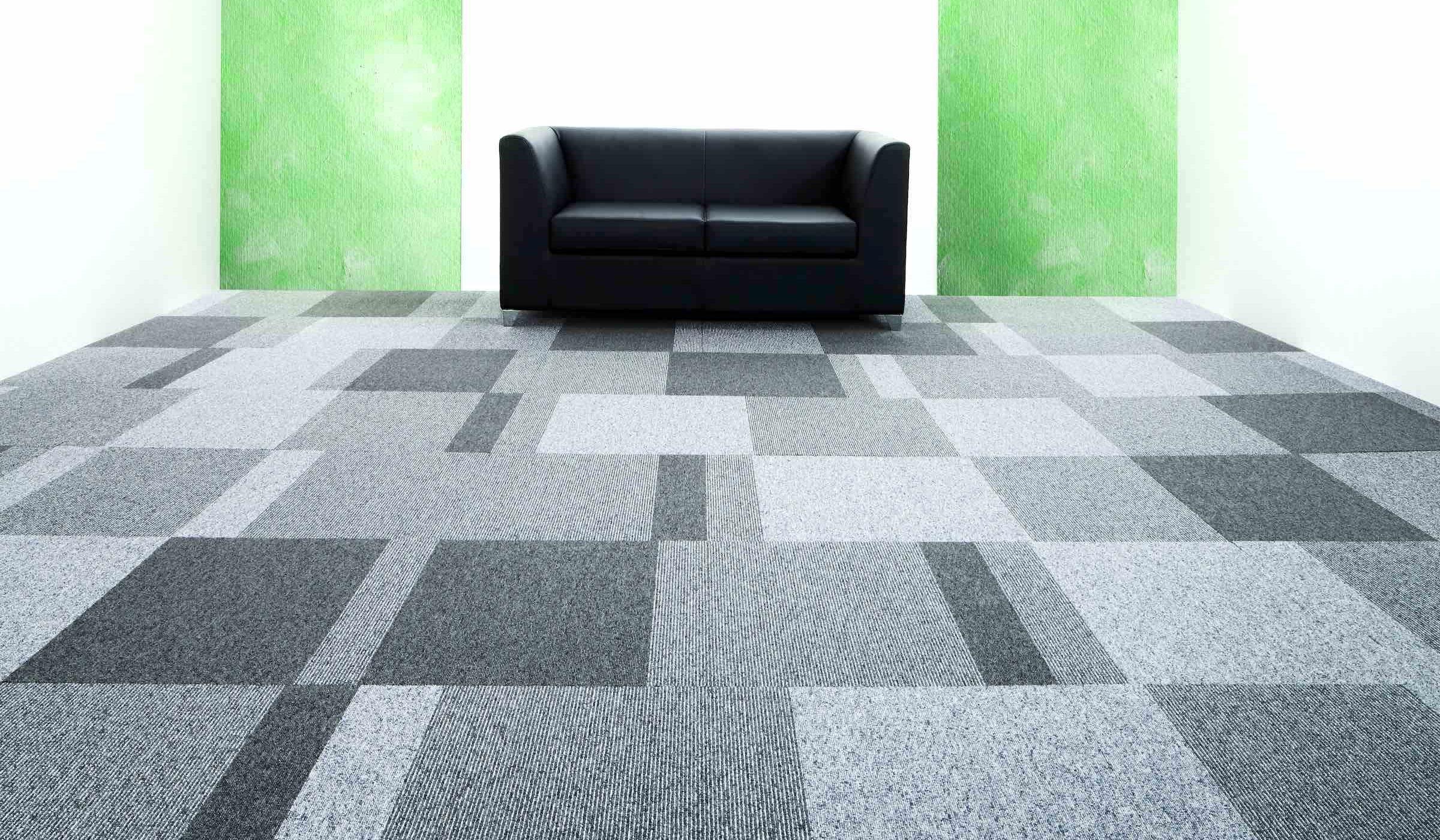 Total Contrast | Paragon Carpet Tiles | Commercial Carpet Tiles | Design Carpet Tiles 4