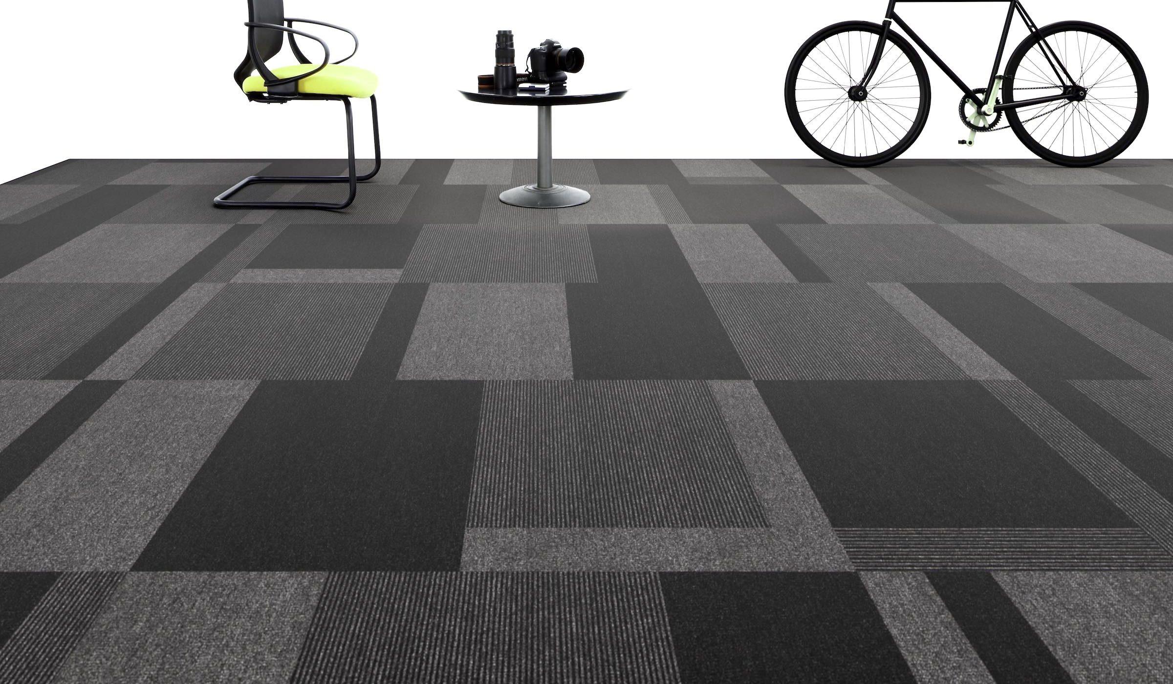 Total Contrast | Paragon Carpet Tiles | Commercial Carpet Tiles | Design Carpet Tiles 5