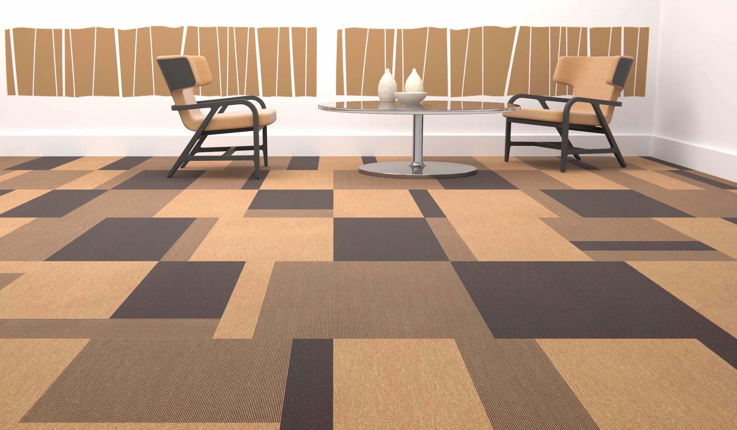 Total Contrast | Paragon Carpet Tiles | Commercial Carpet Tiles | Design Carpet Tiles 6
