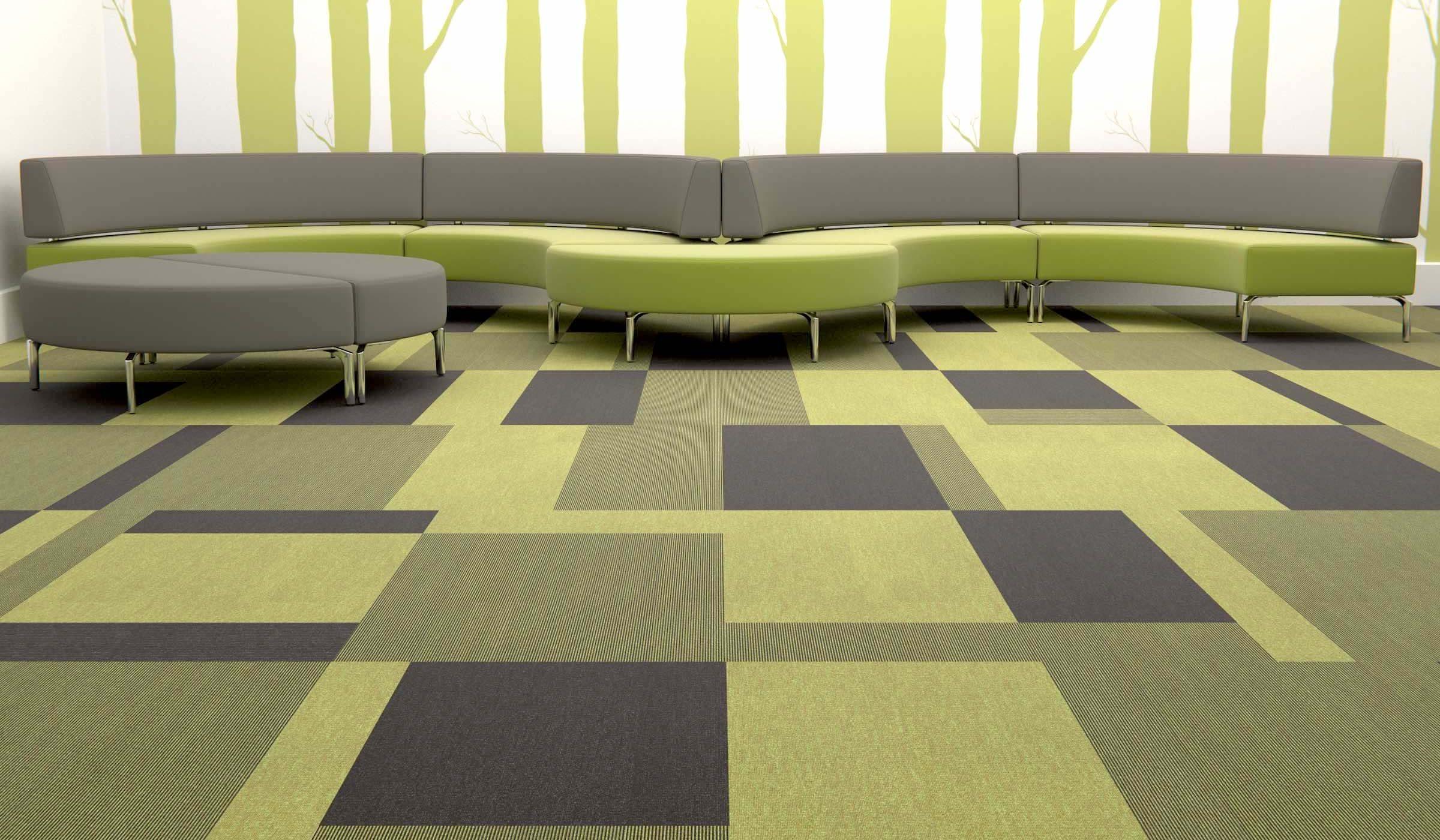 Total Contrast | Paragon Carpet Tiles | Commercial Carpet Tiles | Design Carpet Tiles 8