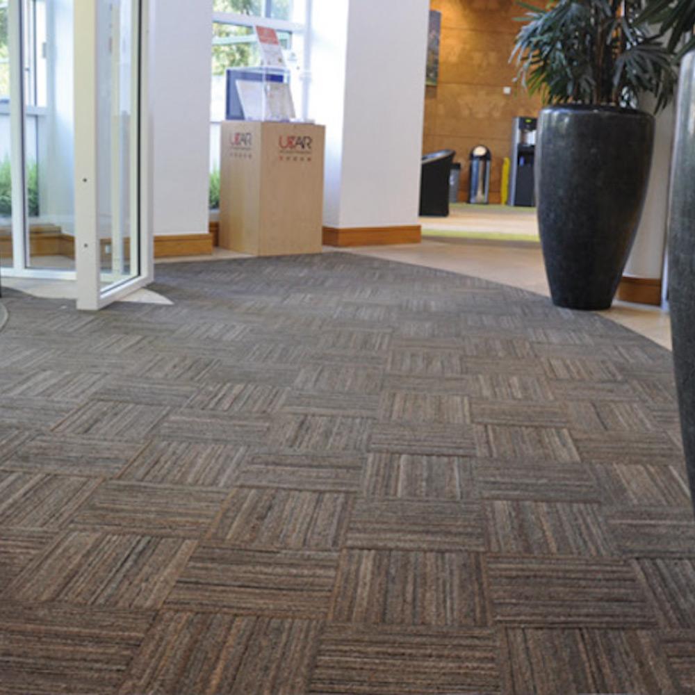 MatWorks | Tyre Tile | UKAR