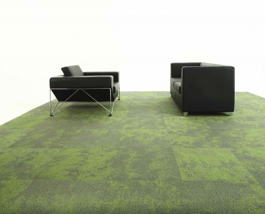 Paragon Carpets | Biophilic Design | Commercial Carpet Tiles | Vapour