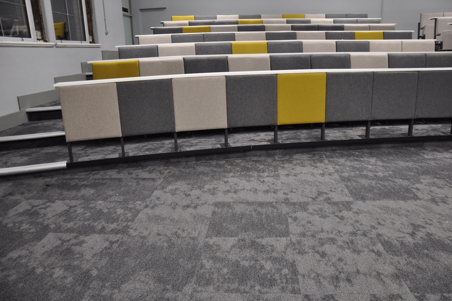 Paragon Carpet Tiles | Commercial Carpets | Vapour