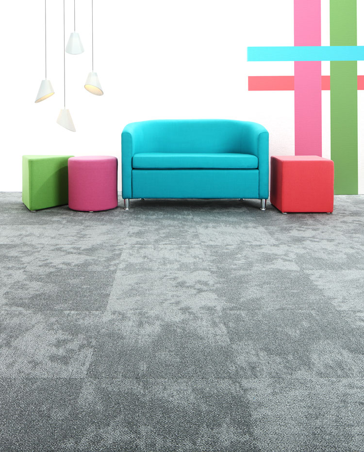 vapour Steam Carpet Tile
