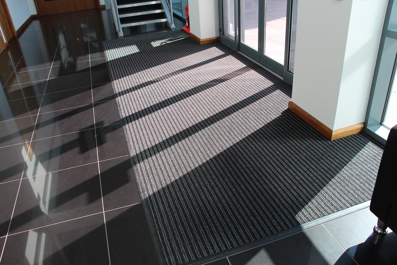 Paragon Carpet Tiles | MatWorks | Vista Dual