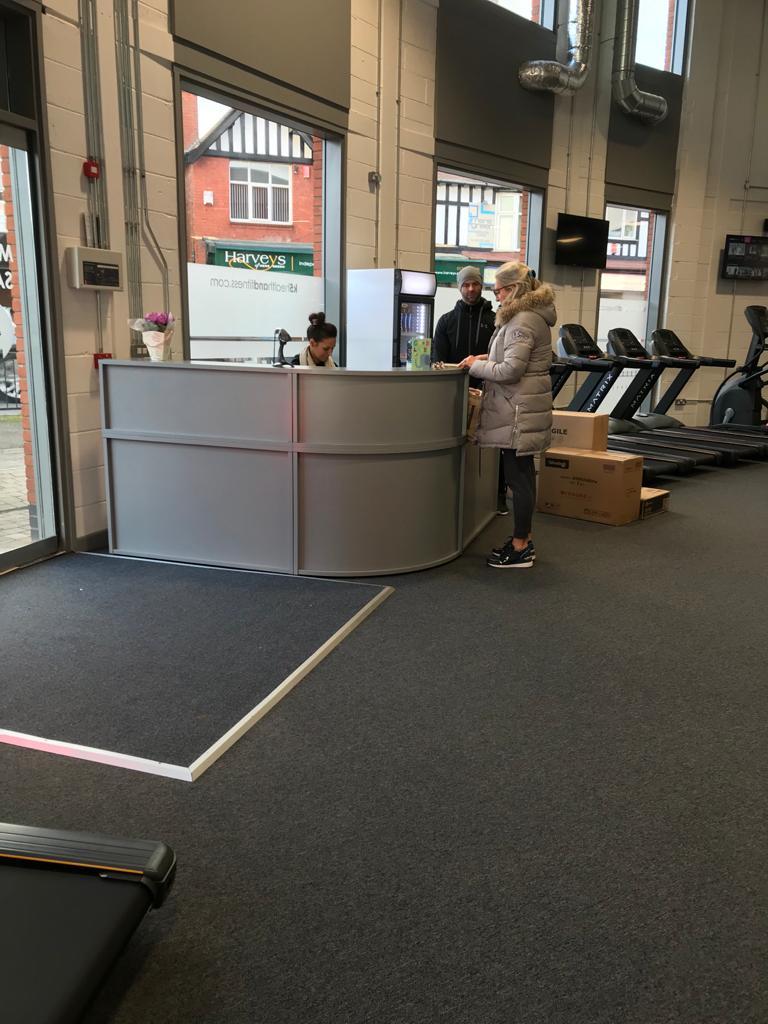 K5 Fitness, Sutton Coldfield Case Study