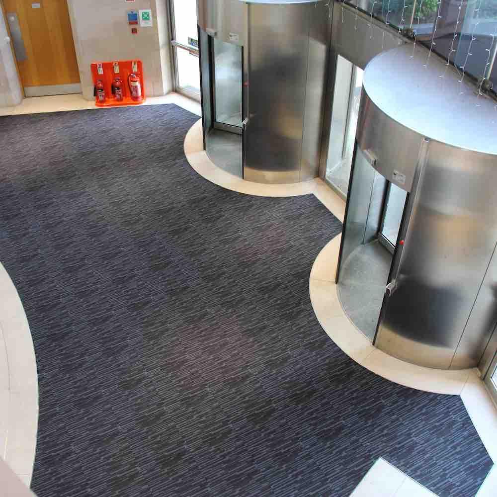 MatWorks | Workspace Entrance Design | Zen Internet