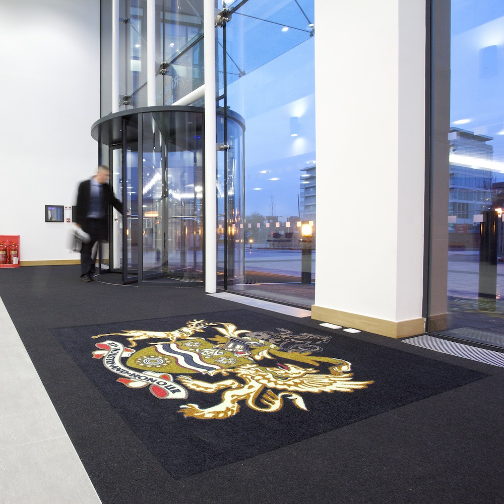 MatWorks | Workspace Entrance | Rotherham Council