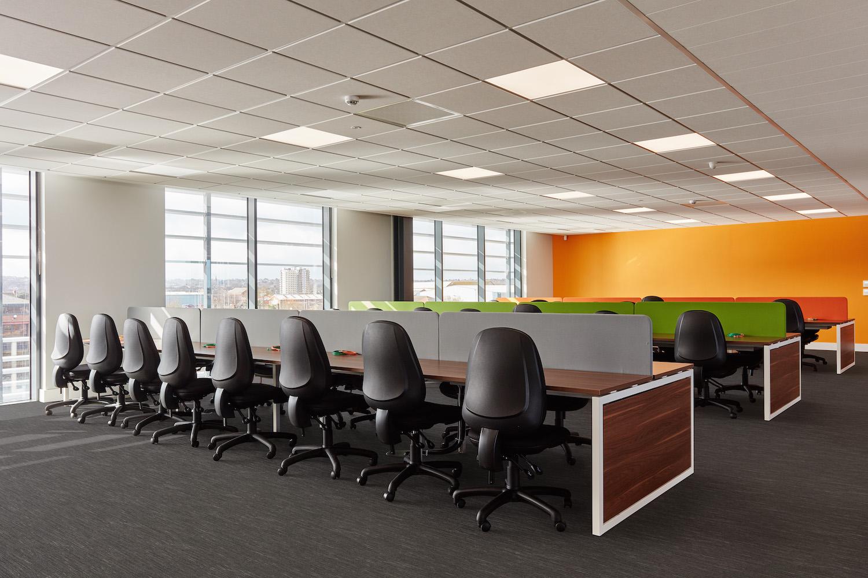 Workspace Linear | Design Loop Carpet Tiles | Paragon Carpet Tiles | Commercial Carpet Tiles