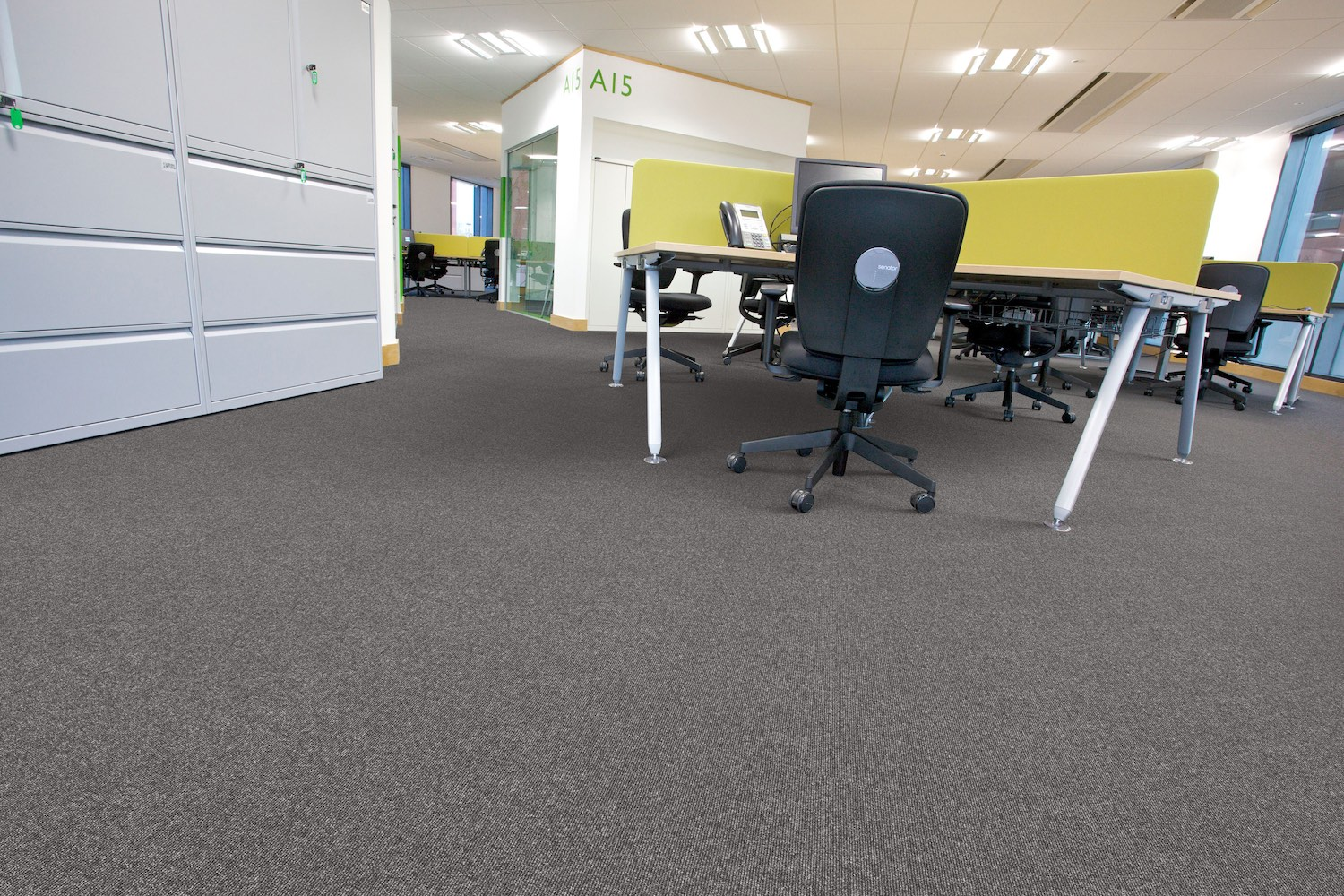 Paragon Carpet Tiles | Commercial Carpets | Workspace Loop