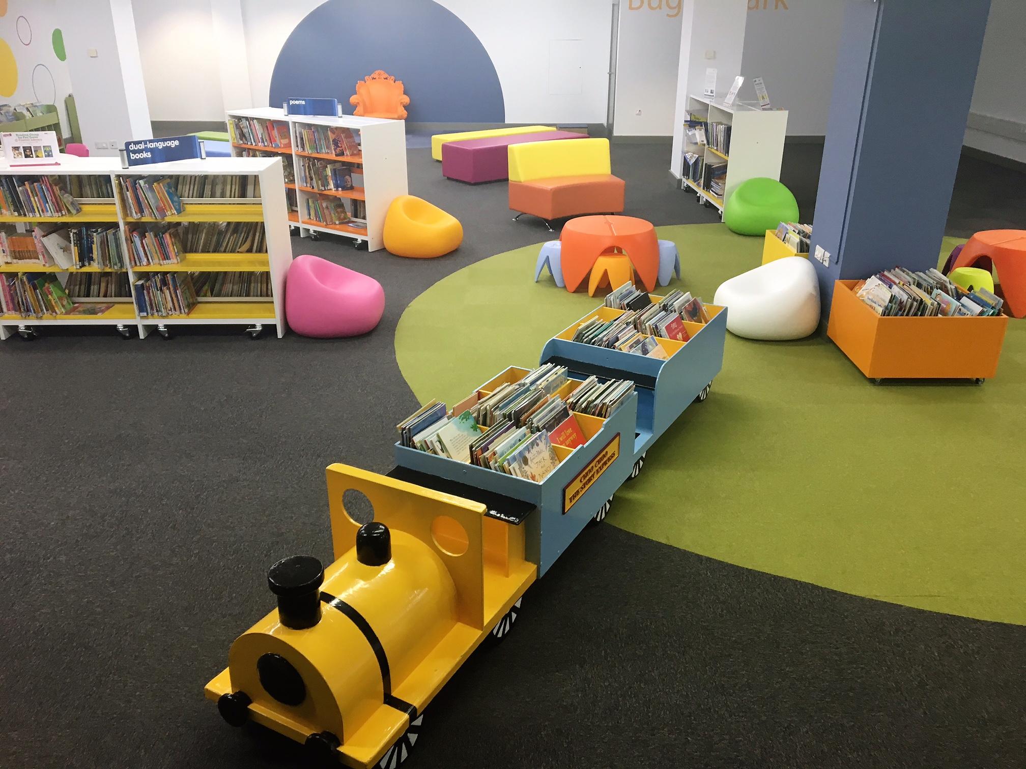 cambridge central library