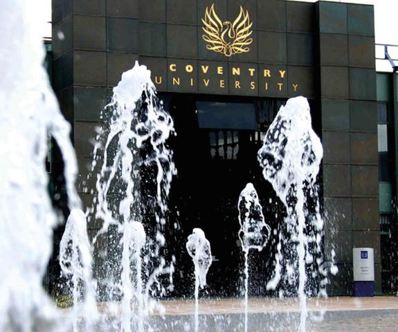 Coventry University Case Study