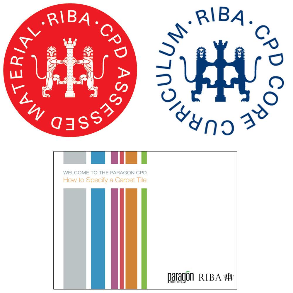 Riba CPD logo Paragon