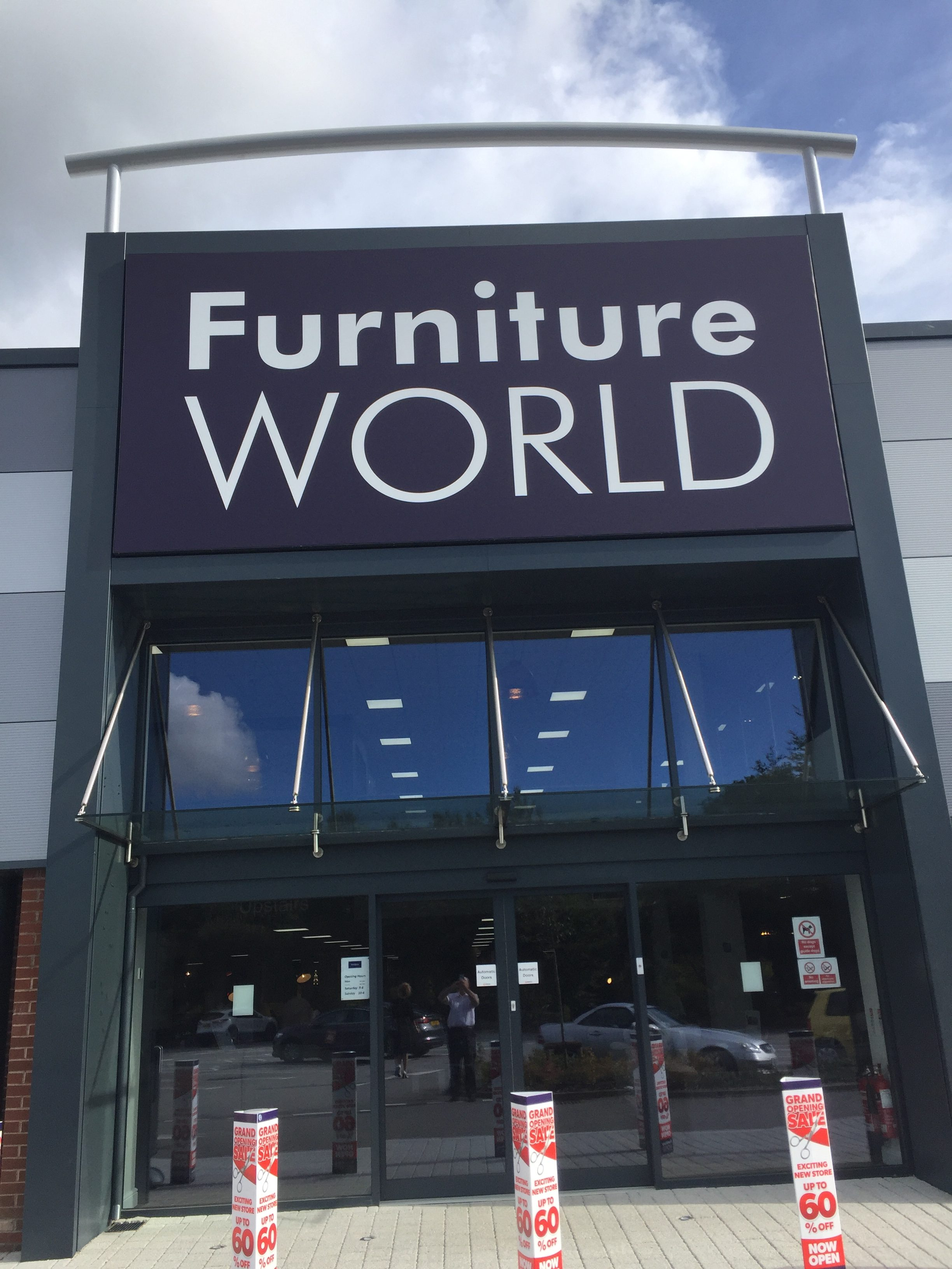 Furniture World Plympton Use Paragon Carpets In Second Launch