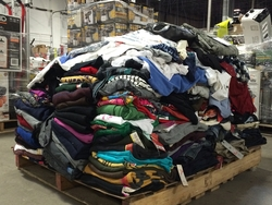 medway clothing pallet