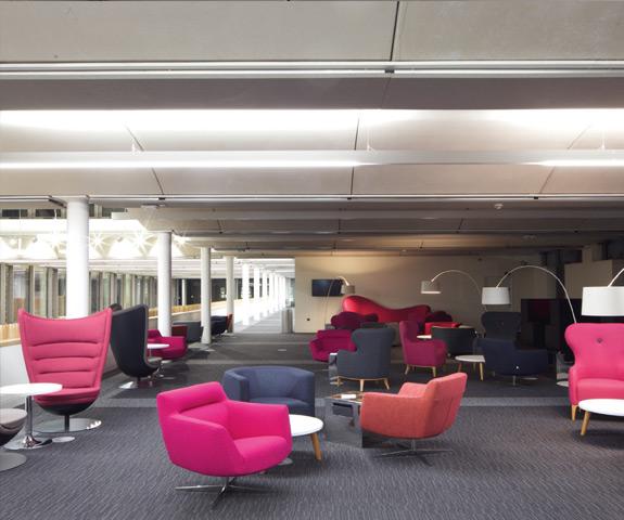 Nottingham Trent University, Heart of Campus Case Study