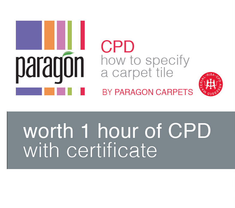 Paragon Carpets Showcase All New For 2016 Riba Cpd
