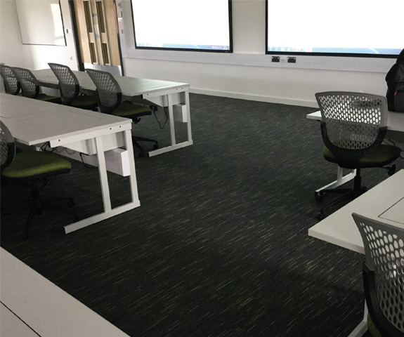 South Cloisters St Lukes Campus Case Study